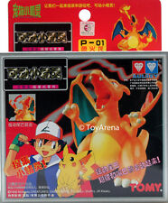 Auldey Tomy Pokemon P-01 Charizard (Lizardon) Action Model Kit