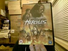 Hercules DVD (2014) Dwayne Johnson