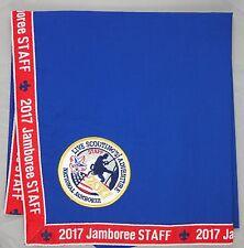 2017 National Boy Scout Jamboree Official Staff Neckerchief