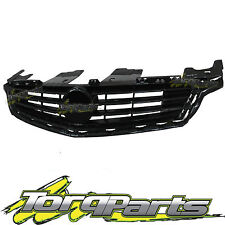 GRILLE SUIT HOLDEN COMMODORE VF 13-15 SERIES 1 SS SV6 GRILL BLACK