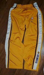 Vintage New 00s Los Angeles Lakers Authentic Warm Up Pants Nike Tear Away Kobe