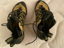 La Sportiva Rock Climbing Shoes- Katana Lace- Size 43.5