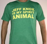 "JEL GOLF Fashion Shirt ""JEFF KNOX IS MY SPIRIT ANIMAL"" Masters Edition"