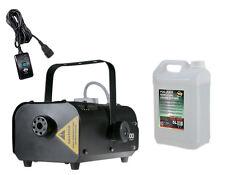 American DJ VF400 Smoke Machine 400w inc remote & ADJ Fog Juice Light 5 Litres