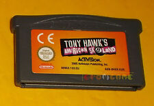 TONY HAWK'S AMERICAN SK8LAND Game Boy Advance Gba Europeo SOLO CARTUCCIA - CU