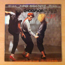"Thompson Twins "" Lies "" - Vinyl Maxi 12 "" - Arista‎ F 600.770 - 1982 Spain"