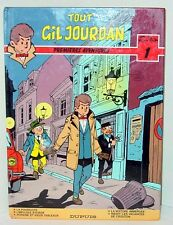 Tout Gil Jourdan, tome 1 : Premières Aventures