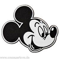 Auto Relief Schild 3D Micky Maus Emblem 5 cm HR Art. 91152 selbstklebend
