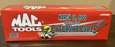 Mac Tools Gatornationals Dragster 1:24 Scale Diecast 2000 Color Chrome