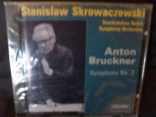 Anton Bruckner - Symphony No.3   -Stanislaw Skrowaczewski / Saabrücken R S O
