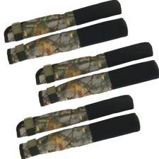 3 X Carp Rod Tip & Butt Protections Couvre deluxe pour pêche à la Carpe Tiges Camo NGT