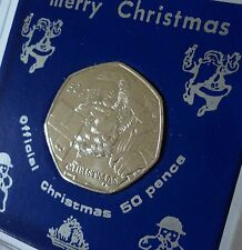 2011 Isola di Man Babbo Natale Babbo Natale Monete (UNC) regalo in caso di visualizzazione