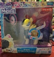 My Little Pony The Movie Singing Songbird Serenade Target exclusive New in Box