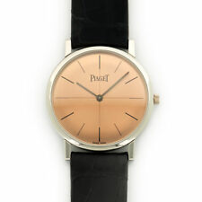 Piaget Platinum Altiplano Ultra Thin Watch Ref. G0A27009