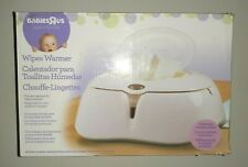 Babies R Us Dual-Heat Lighted Baby Wipes Wipe Warmer Dispenser Shower Gift New