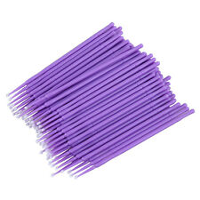 100x Easy Disposable Eyelash Brush Mascara Wands Lash Extension Applicator HY
