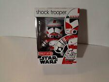 Star Wars Mighty Muggs Target Exclusive Shock Trooper New Sealed 2008
