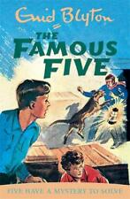 Famous Five: 20: Five Have A Mystery To Solve, Blyton, Enid, New