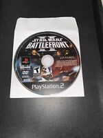 Star Wars Battlefront II (Sony PlayStation 2) Disc Only Game Tested