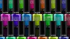 Lot of (10) Assorted Revlon Gel Envy Nail Polish Color - No Repeats!