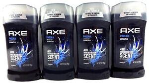 AXE Phoenix Deodorant Stick For Men, 3 oz. Size (4 Count)