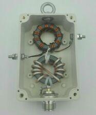 UN-UN (BALUN) LOW POWER 9:1 + RF CHOKE 500w (HF LONG WIRE ANTENNA HAM RADIO)