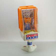 Vintage Sports Hero 1994 Basketball Plastic Hand Held Toy Game