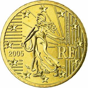 [#702415] France, 50 Euro Cent, 2005, FDC, Laiton, KM:1287