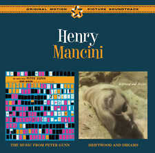 Peter Gunn / Driftwood & Dreams - Complete - Limited Edition - Henry Mancini