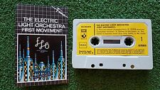 ELECTRIC LIGTH ORCHESTRA **First Movement** RARE FAMA COVER CASSETTE SPAIN 1986