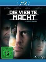 Die vierte Macht [Blu-ray] von Gansel, Dennis   DVD   Zustand sehr gut