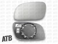 Specchietto Asferico Riscaldabile Sinistro per Volkswagen Touran 1T1 1T2 Nuovo