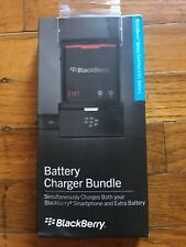 ORIGINAL BlackBerry EM1 Battery Charger Bundle for 9350 9360 9370 ACC-39461-101