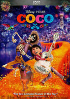 Coco (DVD, 2018) Brand New & Sealed FREE FIRST CLASS SHIPPING