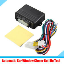 Safe Mode Automatic Window Roll Up Closer With Wire Harness for 12V 4 Door Car