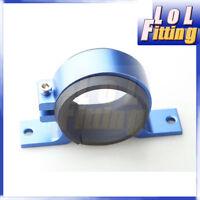 Bosch 044 Fuel Pump Bracket Anodised single Billet Aluminium Filter Clamp Cradle