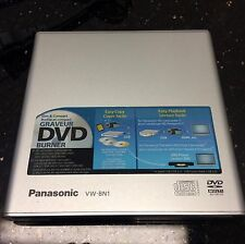 Panasonic VW-BN1 AVCHD Archive/Playback DVD Burner use w/ SD5 SD9 HS9 Camcorders