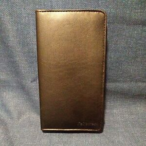 Fellowes Phone Travel Portfolio 98032 Fits Almost Any Sz PDA Business Essential