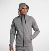 SALE! NWT Men's Nike Big & Tall Zip Up Therma Dri Fit  Hoodie Jacket AJ4450 091