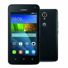 Huawei Y3 Black Unlocked 5mp Android Smartphone