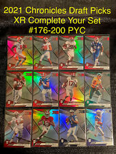 2021 PANINI CHRONICLES DRAFT PICKS XR YOU PICK COMPLETE YOUR SET #176-200