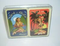 Vintage Hawaii Playing Cards Two Decks