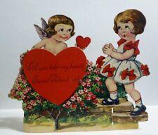Vintage Mechanical Valentine a