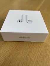 Apple AirPods (1st Generation) Wireless Headphones - White 100% genuine