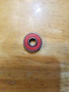 Wheels Manufacturing #607 607RS Sealed Bearing 19x7x6mm Ceramic Balls ABEC 5