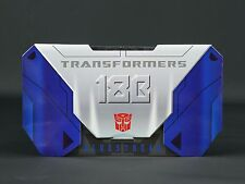 COLLECTOR COIN for MP-18B Bluestreak Transformers Masterpiece Takara Tomy 2015