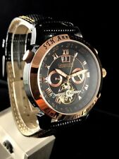 Calvaneo 1583 - 5th Anniversary Limited Edition Automatic - blacknight rosegold