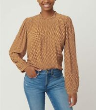 ANN TAYLOR LOFT Blouse, Size Large, New Arrival, New  W/ $59.50 TAG
