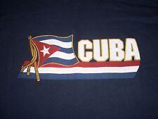 Cuba T-Shirt Mens Womens Large