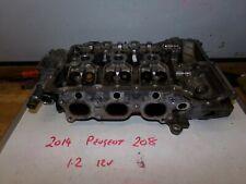 Peugeot 208 1.2 12v Cylinder Head